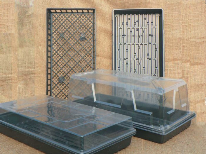 Trays Without Holes - Qty. 1