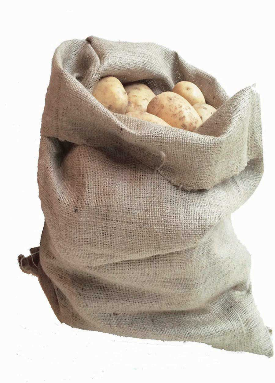 Burlap Bags - Qty. 1 bulk