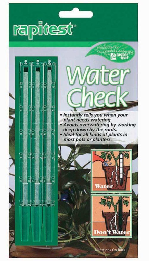 Water Check Strips - Qty. pak/3